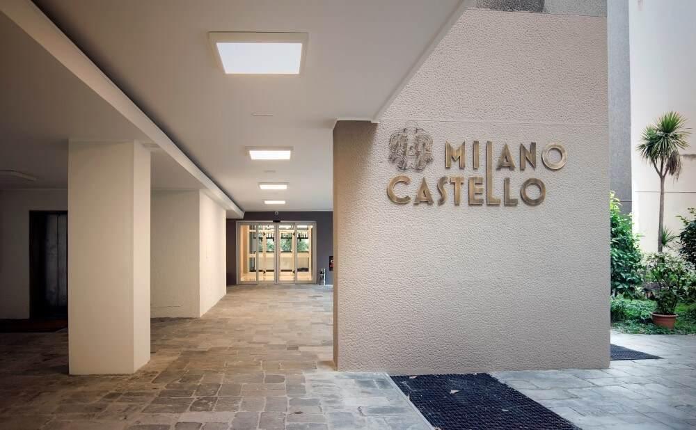 Risultati immagini per hotel milano castello  logo