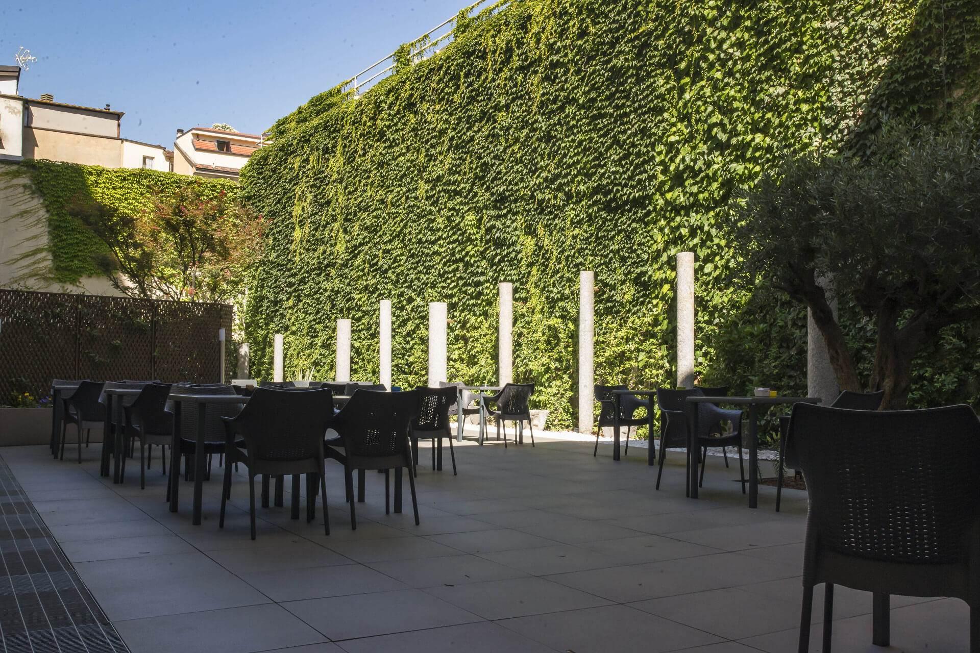 Hotel milano castello sito ufficiale design hotel milano for Garden designer milano